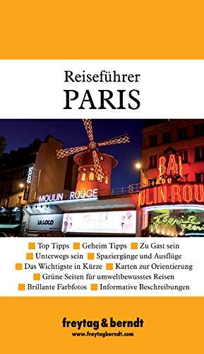 9783707914795: Parigi (Travel guide)