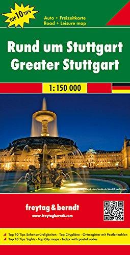 9783707915792: Stuttgart Around T10: FB.DEU15