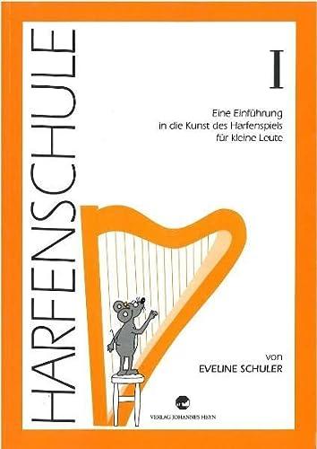 9783708400501: Harfenschule 1