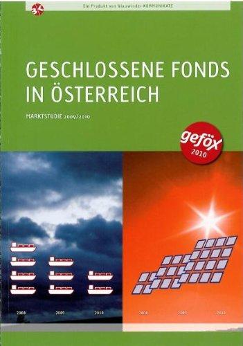 Geschlossene Fonds in Österreich: Alexander Endlweber