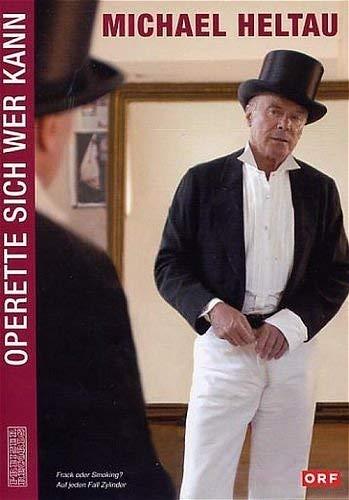 9783708501123: Michael Heltau - Operette wer sich kann [Francia] [DVD]