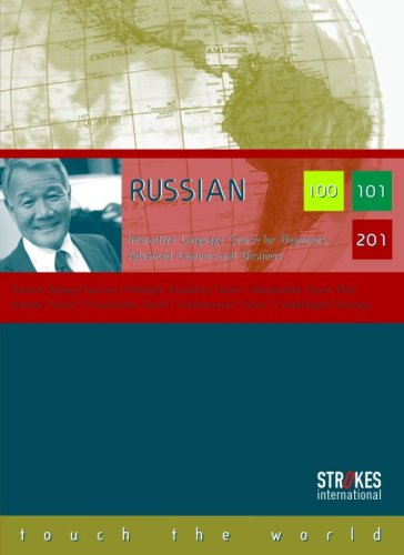 9783708702315: Easy Learning Russian 100 + 101 +201: Beginners, Advanced Learners and Advanced Business (Easy Learning Software Collection) (No. 100)
