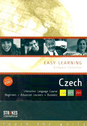 Easy Learning Czech 100 + 101 +201: Beginners, Advanced Learners and Advanced Business (Easy ...