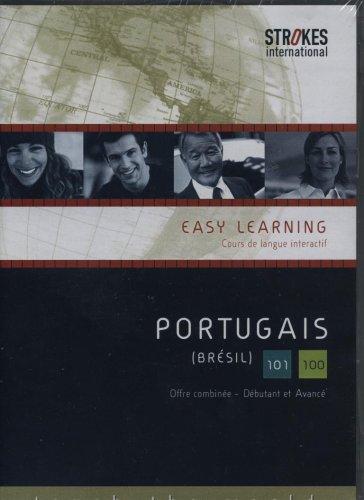 9783708704913: Méthode Easy Learning pour apprendre le portugais du Brésil: de débutant à expert