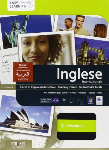9783708705569: Inglese. Corso interattivo per principianti. DVD-ROM: 1 (Easy learning)