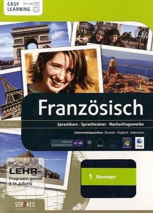 """9783708705712: Strokes Franz""""sisch 1 Einsteiger Version 5.0"""