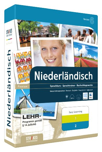 9783708708034: Easy Learning Niederländisch 1+2