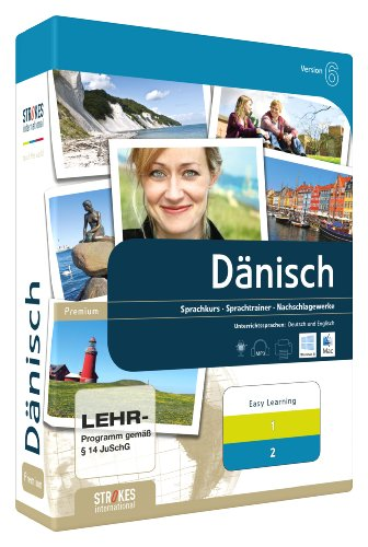 9783708708096: D�nisch 1+2 Version 6.0 [import allemand]