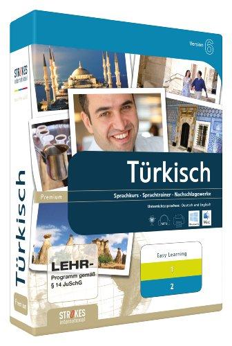 9783708708294: Strokes Easy Learning Türkisch 1+2 Kombipaket für Anfänger und Fortgeschrittene A1-B2