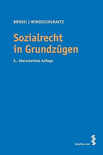 9783708902807: Sozialrecht in Grundzügen