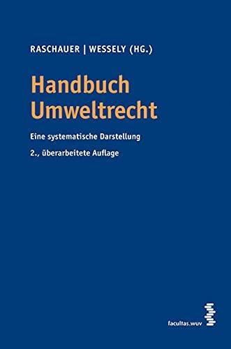 Handbuch Umweltrecht: Nicolas Raschauer