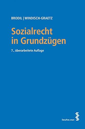 9783708910413: Sozialrecht in Grundzügen