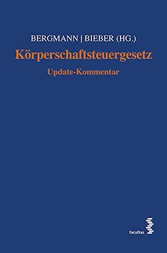 Körperschaftsteuergesetz: Sebastian Bergmann