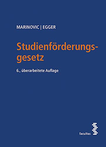 Studienförderungsgesetz: Alexander Marinovic