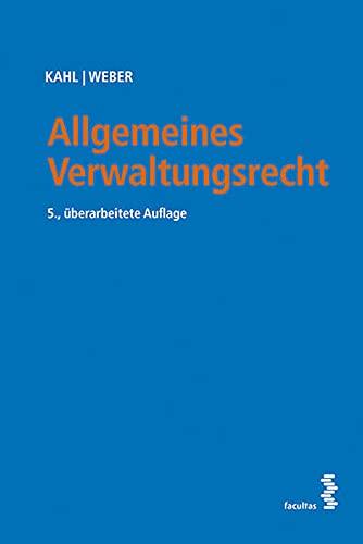 9783708912707: Allgemeines Verwaltungsrecht