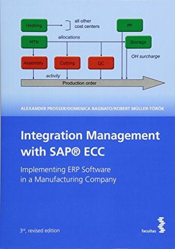 9783708914404: Integration Management with SAP® ECC: Implementing ERP Software in a Manufacturing Company