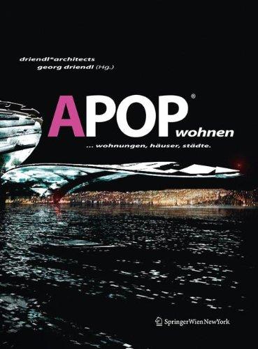 9783709101148: APOPwohnen: ... wohnungen, häuser, städte (German Edition)