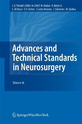 Advances and Technical Standards in Neurosurgery: John D. Pickard