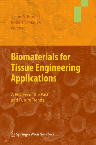 9783709103845: Biomaterials for Tissue Engineering Applications: A Review of the Past and Future Trends