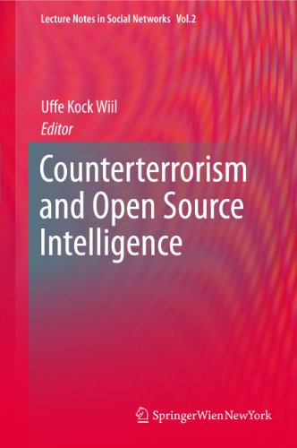 9783709103876: Counterterrorism and Open Source Intelligence (Lecture Notes in Social Networks)