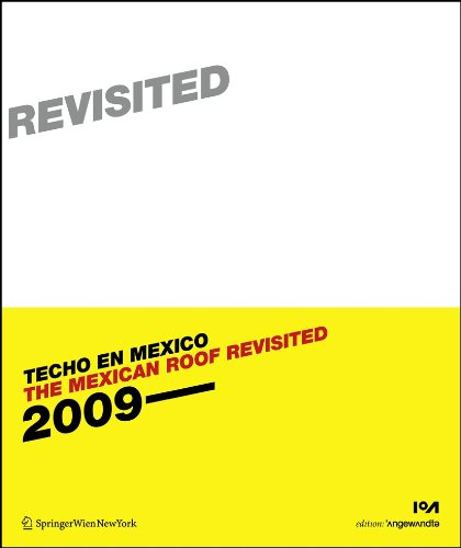 9783709104712: The Mexican Roof Revisited (Techo en Mexico 2) (Edition Angewandte)