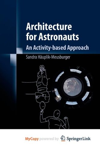 9783709106686: Architecture for Astronauts: An Activity-based Approach