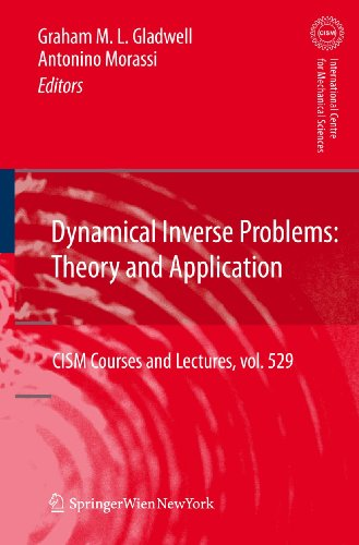 9783709106952: Dynamical Inverse Problems: Theory and Application (CISM International Centre for Mechanical Sciences)