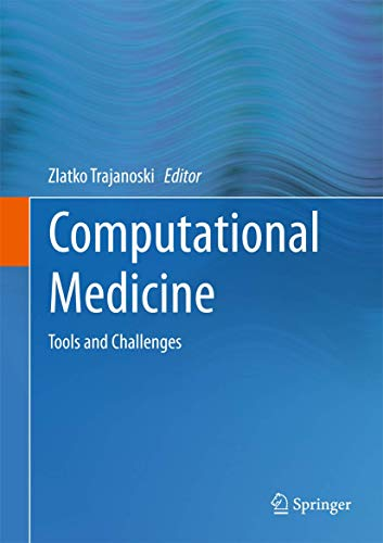 9783709109465: Computational Medicine: Tools and Challenges
