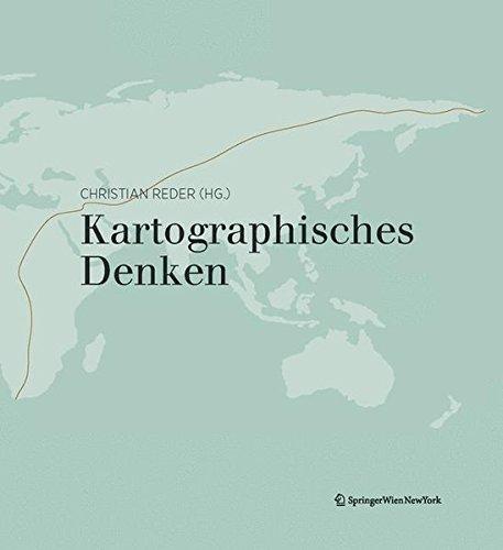 9783709109946: Kartographisches Denken