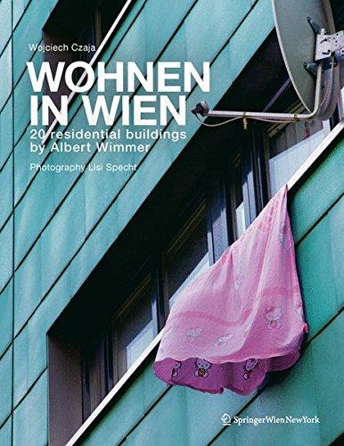 Wohnen in Wien: 20 residential buildings by: Czaja, Wojciech; Specht,