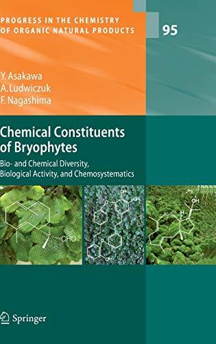 Chemical Constituents of Bryophytes: Yoshinori Asakawa