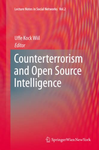 9783709111154: Counterterrorism and Open Source Intelligence (Lecture Notes in Social Networks)