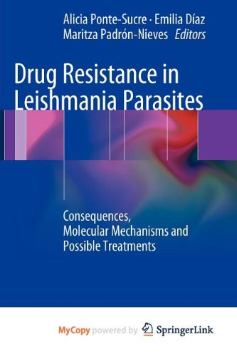 9783709111260: Drug Resistance in Leishmania Parasites: Consequences, Molecular Mechanisms and Possible Treatments