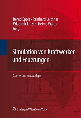 9783709111819: Simulation von Kraftwerken und Feuerungen (German Edition)