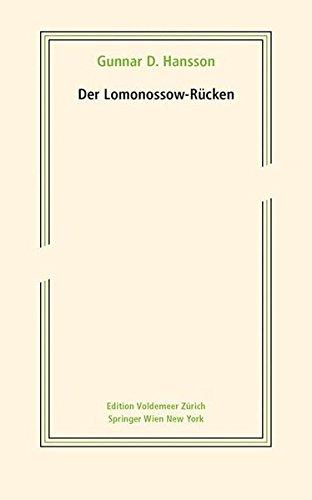 Der Lomonossow-Rücken: Hansson, Gunnar D,