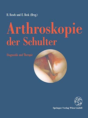 Arthroskopie der Schulter: Herbert Resch