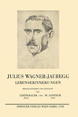 9783709139202: Julius Wagner-Jauregg: Lebenserinnerungen