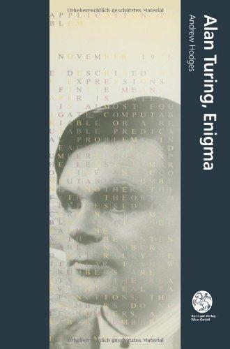 9783709158326: Alan Turing, Enigma (Computerkultur) (German Edition)