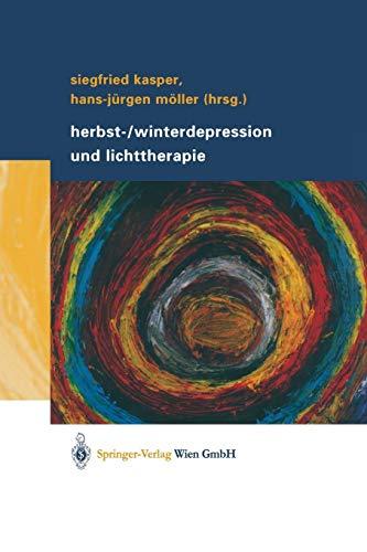 9783709172032: Herbst-/Winterdepression und Lichttherapie