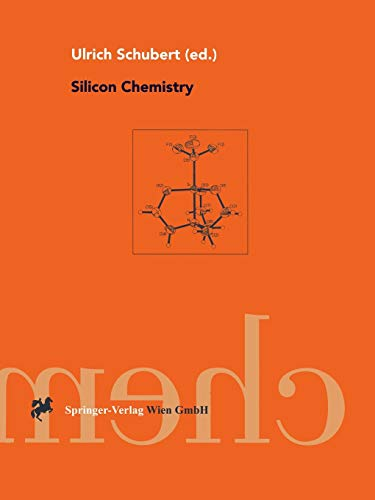 9783709173060: Silicon Chemistry