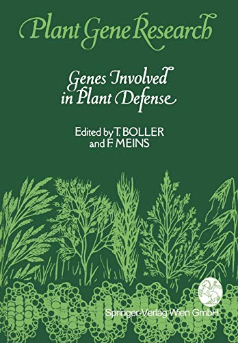 9783709173800: Genes Involved in Plant Defense (Plant Gene Research)