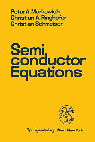 9783709174524: Semiconductor Equations