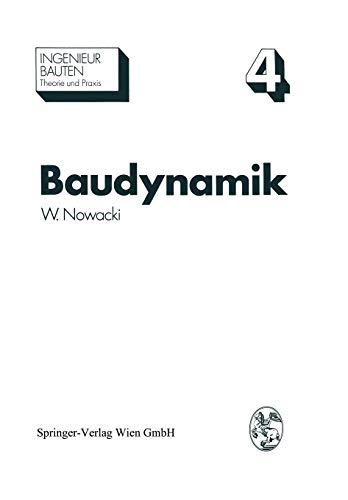 Baudynamik: W. Nowacki