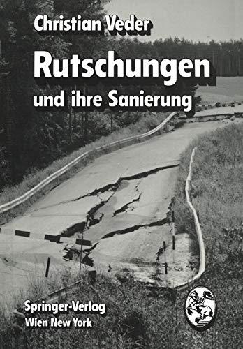 9783709185339: Rutschungen und ihre Sanierung (German Edition)