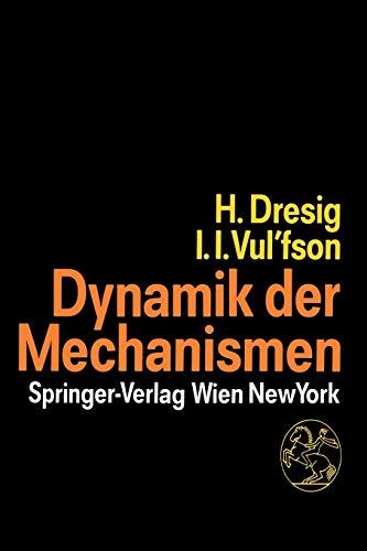 9783709190364: Dynamik der Mechanismen (German Edition)