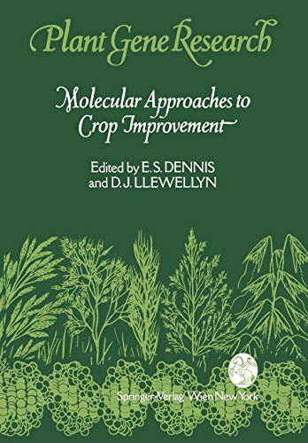 9783709191101: Molecular Approaches to Crop Improvement (Plant Gene Research)