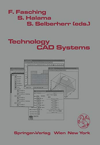 9783709193174: Technology CAD Systems