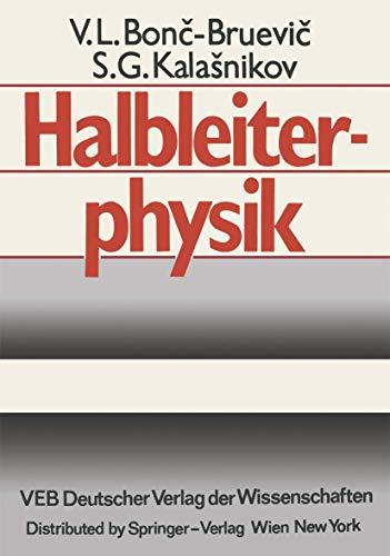 9783709194966: Halbleiterphysik (Hochschulbücher für Physik)
