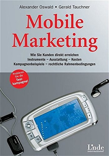9783709300442: Mobile Marketing