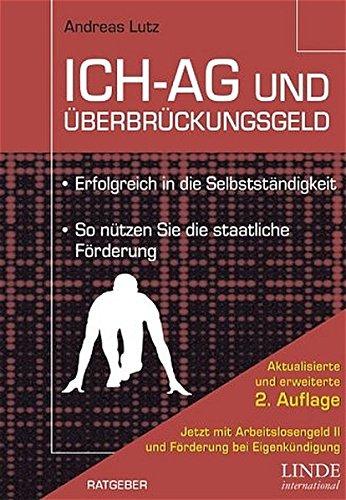 ICH-AG Und Überbrückungsgeld: Lutz, Andreas